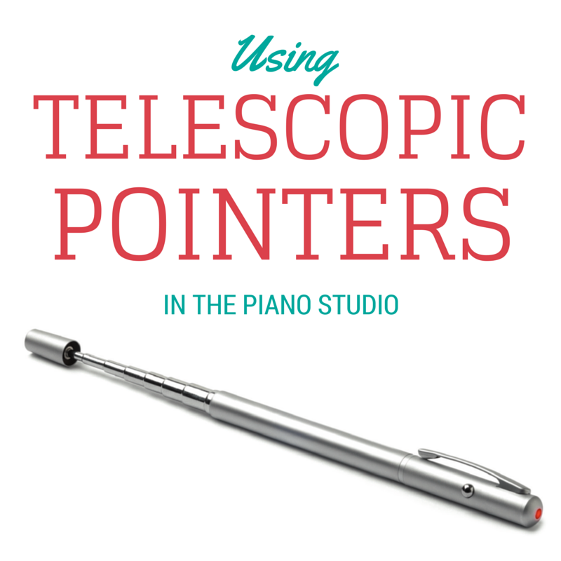 Quick Teaching Tip: Using a Telescopic Pointer