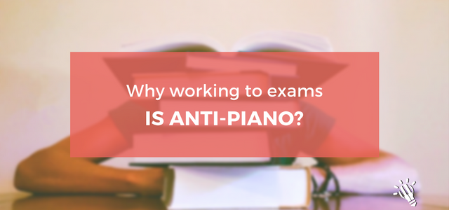 Why working to exams is anti-piano - Creative Music Education