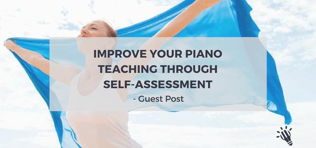 improve piano teaching
