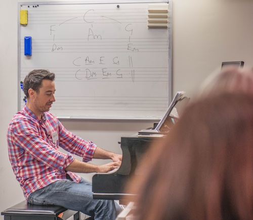 piano teaching speakers creativity