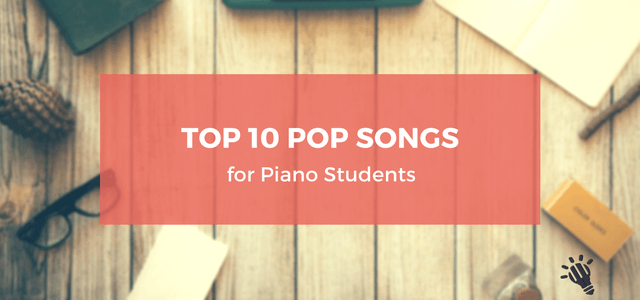 pop songs piano