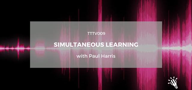 simultaneous learning paul harris