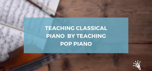 teaching classical piano