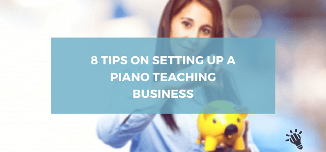 Piano Teaching Business