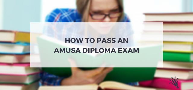 How to pass an AMusA Diploma exam - Creative Music Education