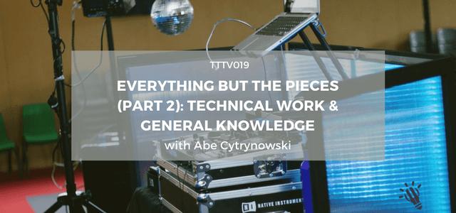 abe cytrynowski technical work general
