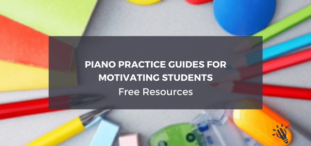 Piano Practice Guides
