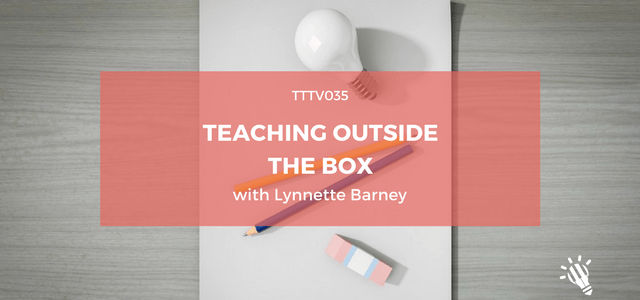 teaching outside the box lynette barney