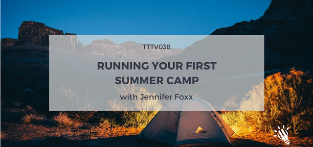 first summer camp jennifer foxx