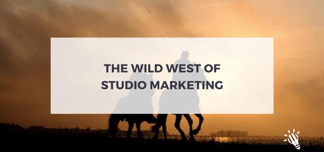studio marketing