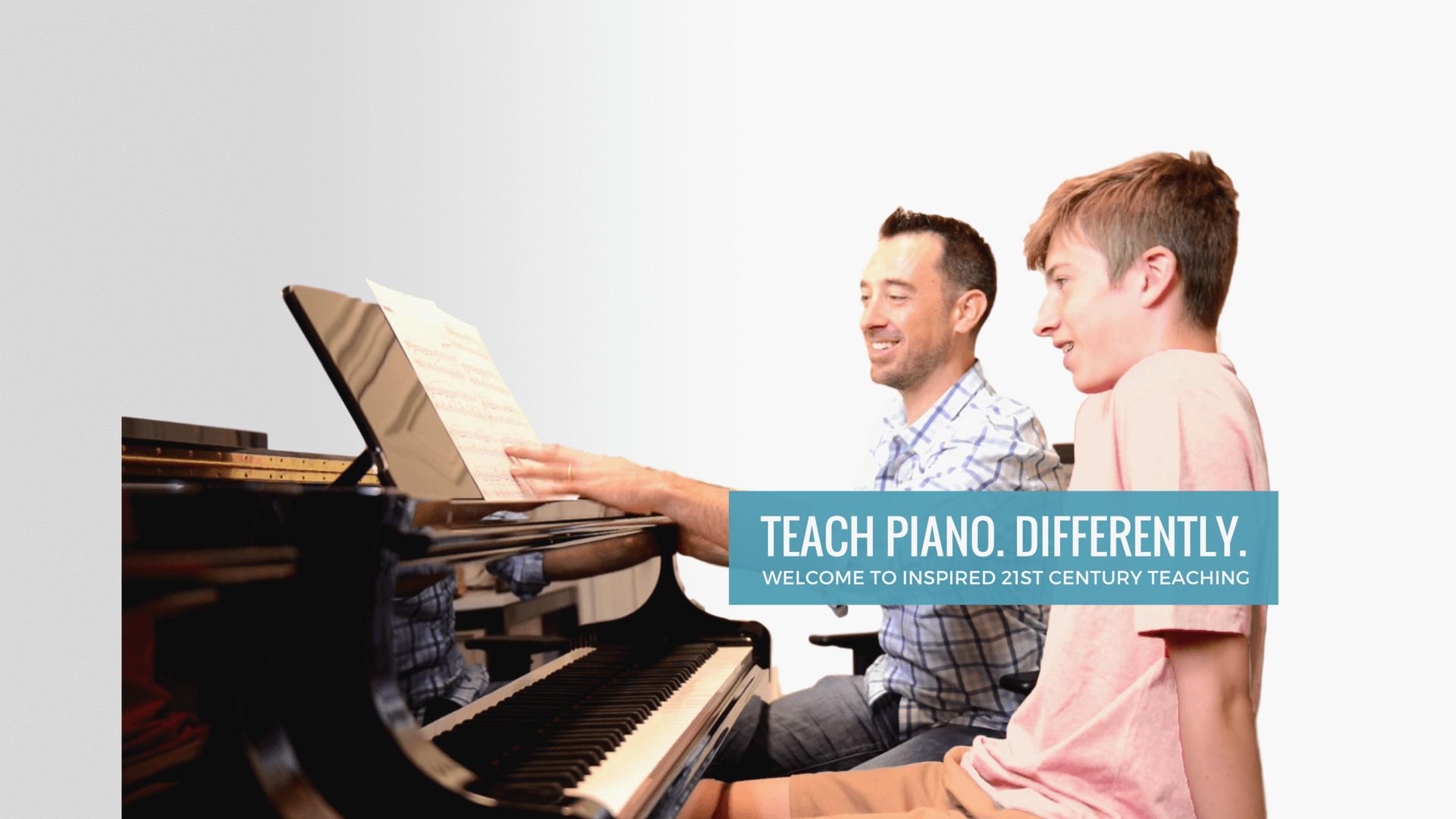 Best Piano Teaching Method