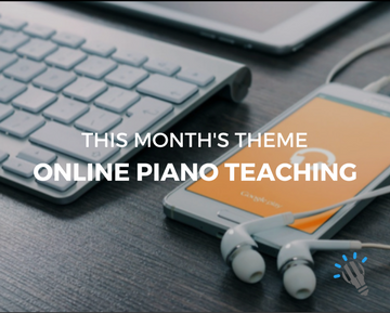 Online Piano Teaching