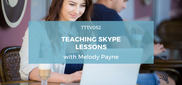 teaching skype lessons