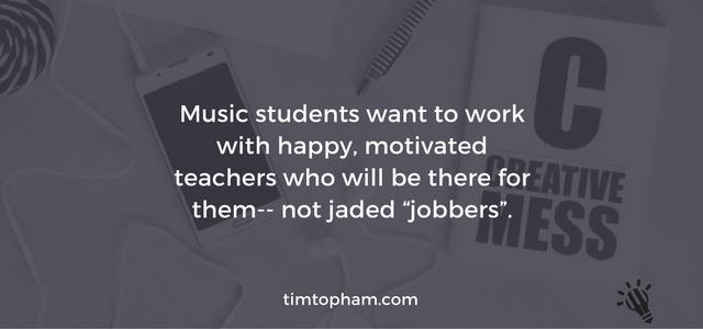 hiring piano teachers