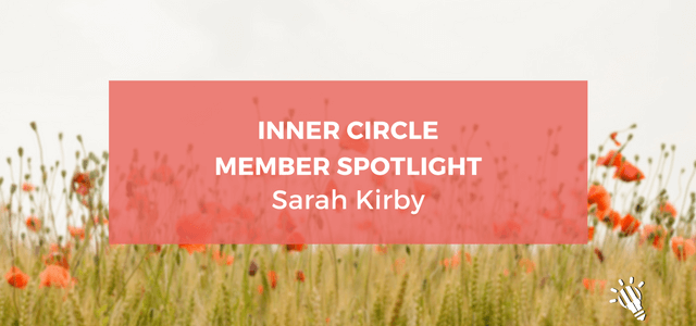 inner circle member sarah kirby