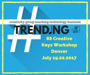 88 creative keys 2017
