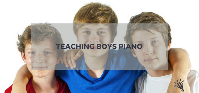 Teaching Boys Piano-2