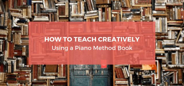 piano method book