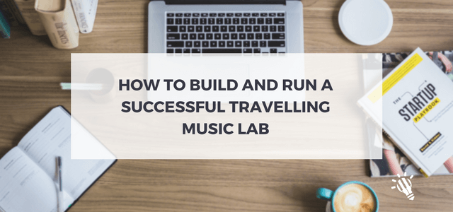 travelling music lab