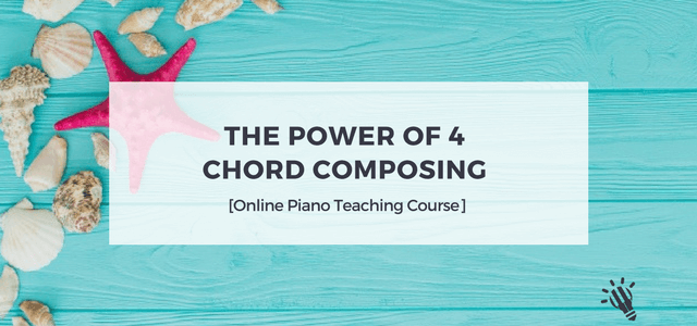 The Power of 4 Chord Composing - Creative Music Education