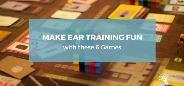 Make Ear Training Fun with these 6 Games - Creative Music