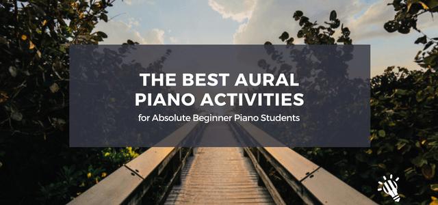 aural activities
