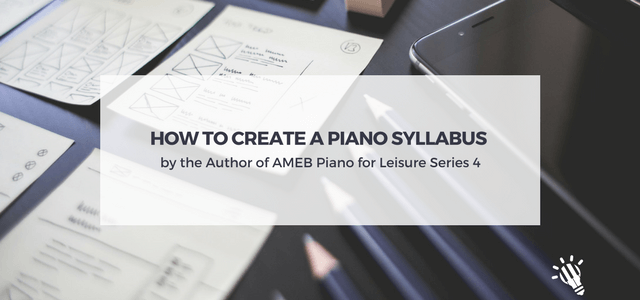 piano syllabus ameb leisure series