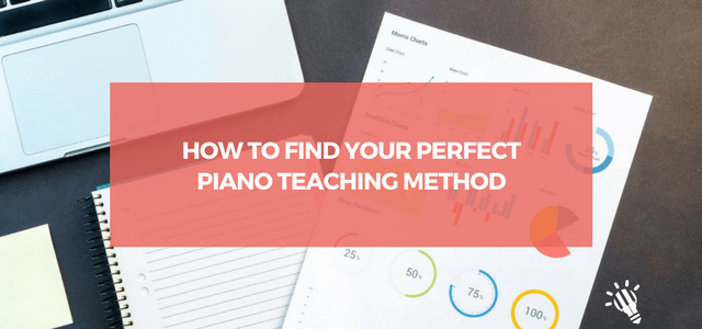 How to Find Your Perfect Piano Teaching Method - Creative