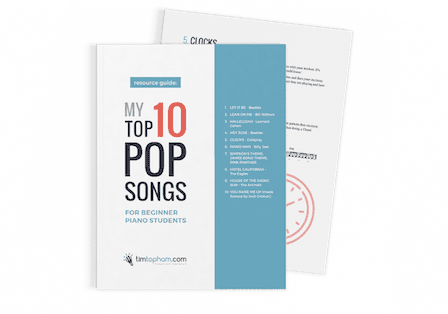 Top 10 Pop Songs for Piano Students - Creative Music Education