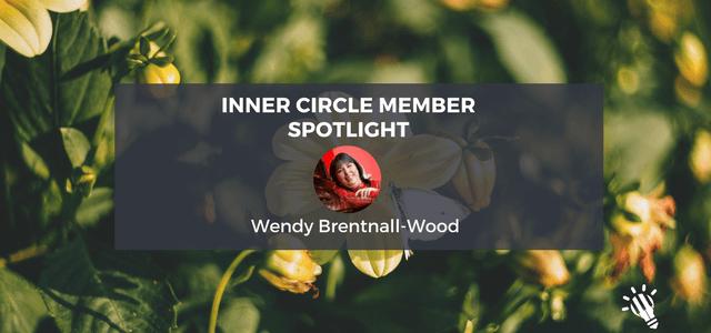 inner circle member wendy brentnall wood