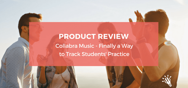 collabra music track students practice