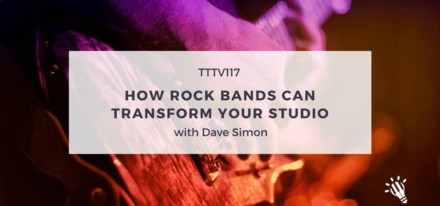 rock bands transform studio with dave simon