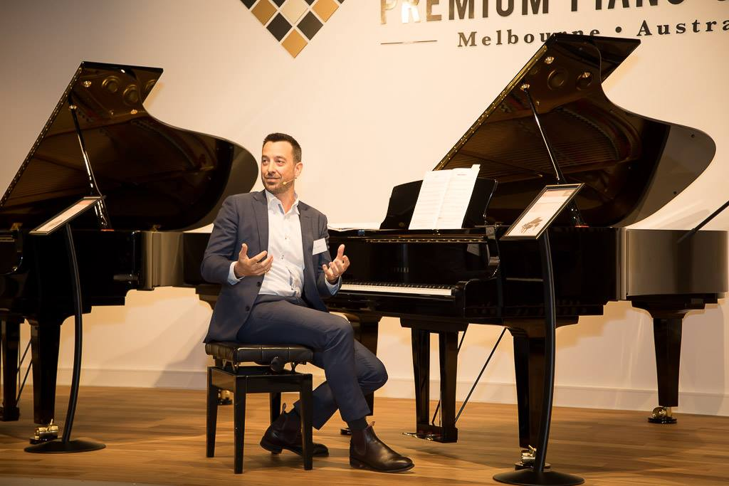 piano teaching exam workshops
