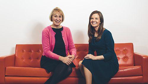 Sally Cathcart and Sharon Mark-Teggart of The Curious Piano Teachers