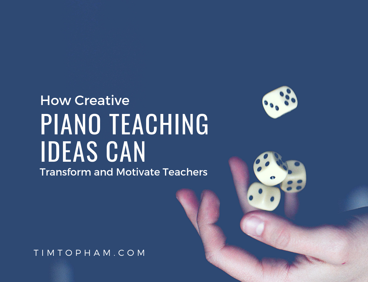 How Creative Piano Teaching Ideas Can Transform and Motivate