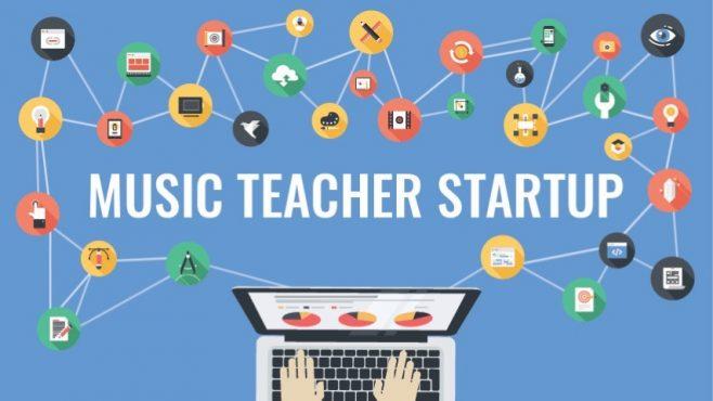 music teacher income