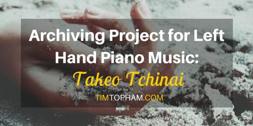 left hand piano music