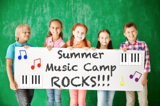 piano summer camp resources